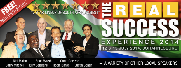 The Real Success, Experience Conference, Entrepreneur, Millionaires, Life Coach,