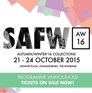 South Africa, Fashion Week, Local Fashion, Designers, Brands